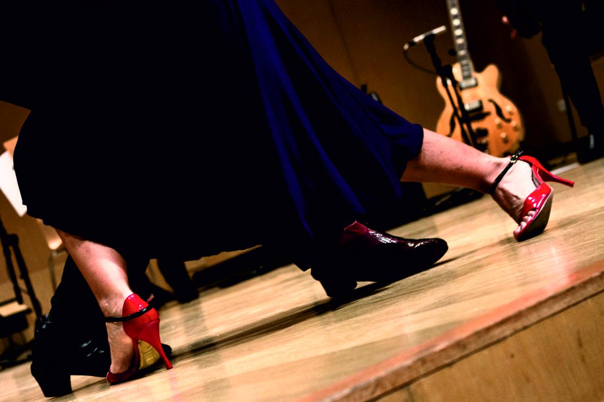 Milongas und Tangokonzerte in Staufen