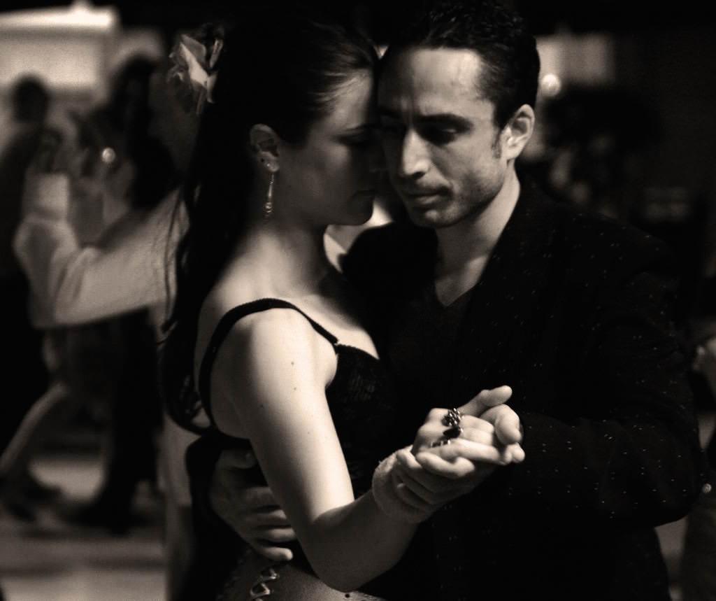 Kurse Tango Argentino mit Pablo Kliksberg