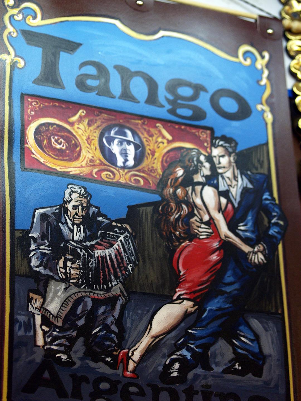 Milongas und Tangokonzert in Staufen und Umgebung