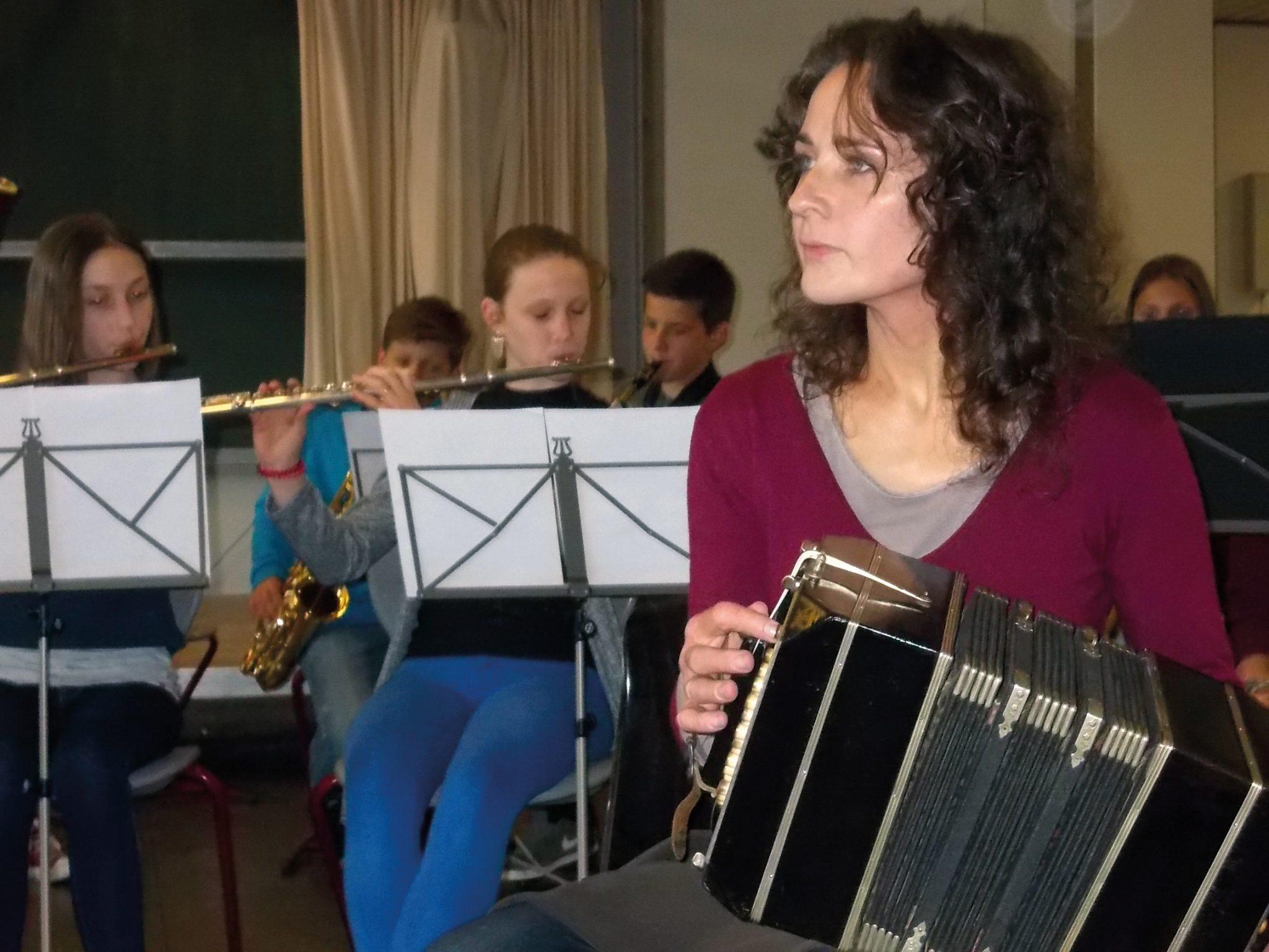 Milongas und Bandoneon-Kultur in Staufen