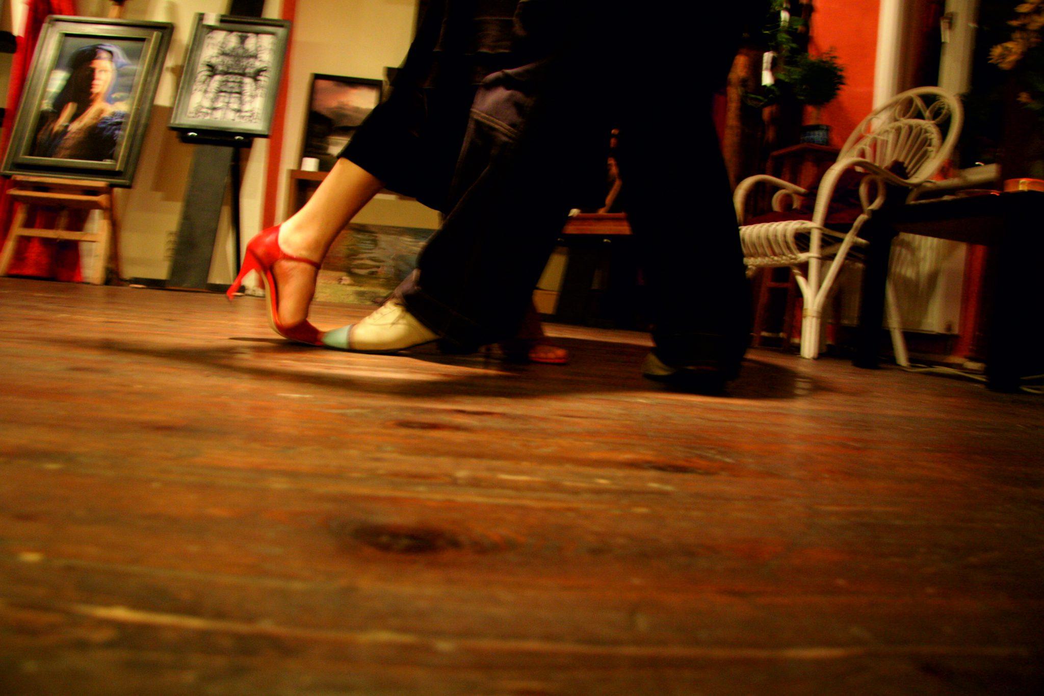Kurse und Praktika in Tango Argentino in Staufen